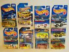 LOT Hot Wheels Fire Eater Truck Old Number 55 Alarm Rescue Ranger Flame Stopper