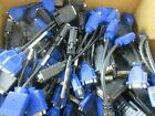 Lot 60 DELL DMS 59 to Dual VGA Video Splitter Cable for Dual Monitor setup G9438