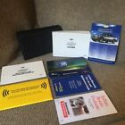 2008 Chevrolet Avalanche Owners Manual with warranty guide and OnStar + case