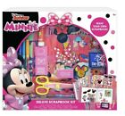 NEW Disney Minnie Mouse Deluxe Scrapbook Kit