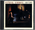 PATRICK SIMMONS Arcade 1983 JAPAN 1st Press CD 1991  THE DOOBIE BROTHERS