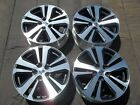 2019 SUBARU OUTBACK 18 WHEELS STOCK OEM FACTORY CNC 4 RIMS 18 LEGACY 5x1143mm