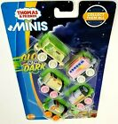 Thomas and Friends 5 Pack Glow in the Dark Train Minis Collectible
