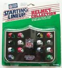 1989 STARTING LINEUP - SLU - NFL - AFC DEFENSIVE HELMET COLLECTION
