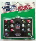1989 STARTING LINEUP - SLU - NFL - AFC OFFENSIVE HELMET COLLECTION