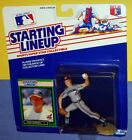 1989 GREG SWINDELL Cleveland Indians Rookie * FREE s/h * sole Starting Lineup