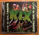 Kix - Live In Baltimore CD+DVD (New & Sealed - 80's Hard Rock / Hair Metal)