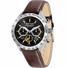 Sector No Limits Men's 695 Automatic-Self-Wind Sport Watch w/ Leather Strap NEW