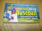 2019 Topps Heritage High Number Hobby Box Factory Sealed