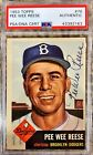 Pee Wee Reese Cards, Rookie Card and Autographed Memorabilia Guide 29