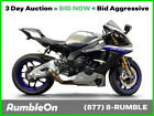 2017 Yamaha YZF-R1M CALL (877) 8-RUMBLE 2017 Yamaha YZF-R1M CALL (877) 8-RUMBLE Used