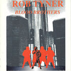 Rob Tyner ‎– Blood Brothers  CD, Album   1980  R&A Records ‎– 10601-2