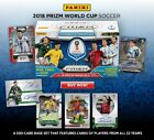 2018 Panini PRIZM World Cup Prizm Soccer ONE Fat Pack BOX 12 packs SALE !!