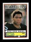 Marcus Allen Football Cards, Rookie Cards and Autographed Memorabilia Guide 3