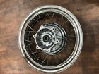 1998 Moto Guzzi V11 1100 California EV STRAIGHT Rear Wheel Rim 17x3.5 GU03630670