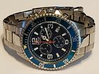 SECTOR NO LIMITS 230 43 mm CHRONOGRAPH MEN'S WATCH