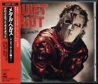 32DP451 QUIET RIOT Metal Health JAPAN 1st Press CD 1986 W/Box Obi MINT!! RARE