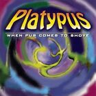 PLATYPUS - When Pus Comes To Shove CD (TY TABOR / DEREK SHERINIAN / JAMES MYUNG)