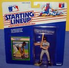 1989 TOM BROOKENS Detroit Tigers NM+ Rookie * FREE s/h * sole Starting Lineup
