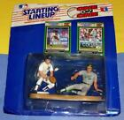 1989 Classic Doubles JOSE CANSECO Athletics ALAN TRAMMELL Tigers Starting Lineup