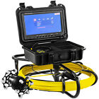 100150200300 Pipe Inspection Camera Drain Sewer Camera 9 Lcd Monitor