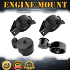 4X Engine Motor  Trans Mount Complete Set Kit For 1998 2000 CHEVROLET L3 10L
