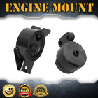 2X Engine Motor Trans Mount Set Kit For 1992 1997 GEO METRO L4 13L 79cid