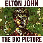 The  Big Picture by Elton John (CD)   DISC ONLY