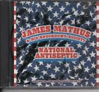 James Mathus & His Knockdown Society   National Antisepti  DISK ONLY - NO INSERT