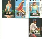 2012 Ace Authentic Grand Slam 3 Tennis Cards 20