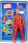 Mego Worlds Greatest Super Heroes Human Torch La Torche Humaine neuf sou