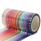 24 Roll Washi Tape Scrapbook Tape for Packing Craft Gift Wrapping Scrapbooking