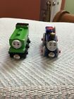 Thomas and Friends Wooden Railway Fergus And Duck Sodor Trains Gullane