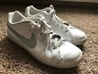 NIKE Sneakers Womens Size 8 Athletic COURT MAJESTIC Low Top White