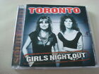 TORONTO – Girls Night Out CD Holly Woods CANCON 1983 Girl Rock Bonus Track