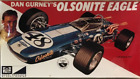 MPC Dan 1968 Gurney Olsonite Eagle 1/25 scale. FACTORY SEALED