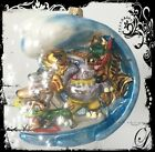 NEW! Christopher Radko ANIMALS SURFING on the Wave Handcrafted Glass Ornament