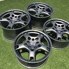 19 Porsche 911 997 OEM Factory Set Rims Wheels Grey Carrera Lobster Claw Origin