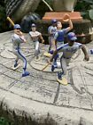 1988 Starting lineup Lot Of 5 Figures Daryl Strawberry, Gooden, Herendez, Carter