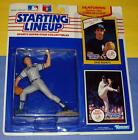 1990 DAVE RIGHETTI New York Yankees #19 * FREE s/h * Starting Lineup + 1981 card