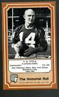 Top 10 Y.A. Tittle Football Cards 27