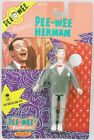 Pee Wees Playhouse Figurine 15cm Pee Wee Herman Matchbox