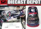 WILLIAM BYRON AUTOGRAPHED XFINITY CHAMPIONSHIP LIBERTY COLOR CHROME 1 24