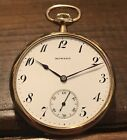 Antique 14K Gold E Howard 17j Pocket Watch