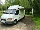 Low Mileage Smiley Ford Transit High Top Crew Van with extras New MOT