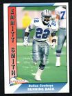 Emmitt Smith Cards, Rookie Cards Checklist and Autograph Memorabilia Guide 21