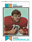 Top 20 Budget 1970s Football Hall of Fame Rookie Cards 30
