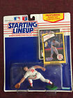 1990 STARTING LINEUP - SLU - MLB - WADE BOGGS (Fielding) Red Sox