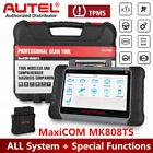 Autel Mk808ts Scanner Automotive Obd2 Obdii Code Reader Car Diagnostic Scan Tool