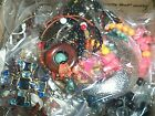 HUGE Lot 12+ lbs Pounds Vintage to Modern Jewelry ALL Wearable BOX 52